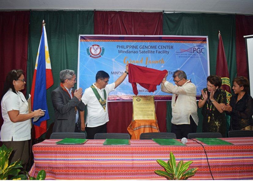 Launch of PGC Mindanao